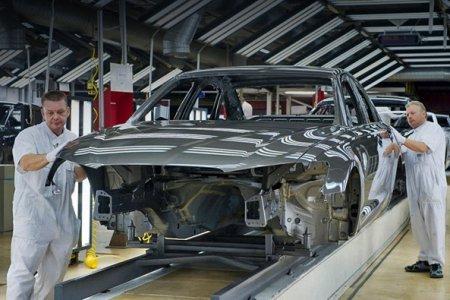 Завод Audi в Калуге