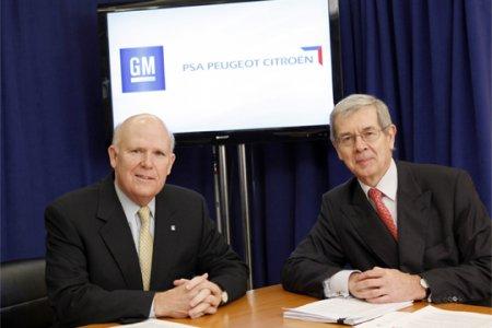 GM и PSA