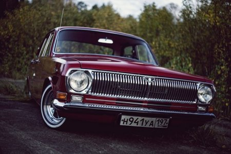 Автомобили России