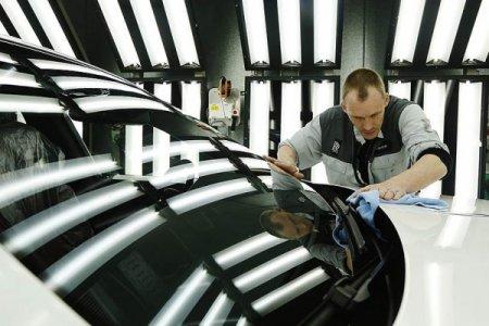 Автомобильные заводы Великобритании