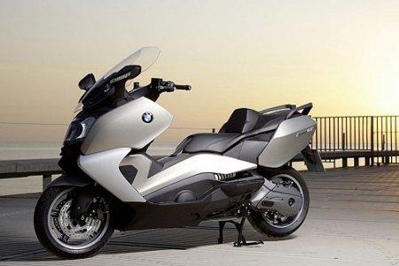BMW и Loncin