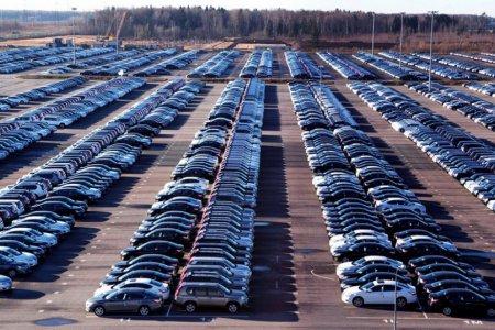 Мировой автомобильный рыно