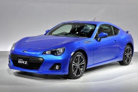 В марте в продаже в России появится модель Subaru BRZ