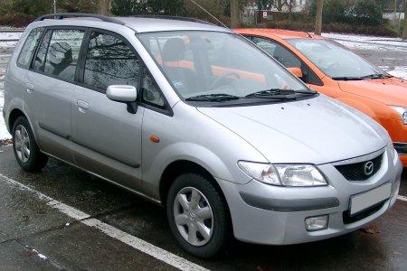 Mazda отказалась от производства минивэнов