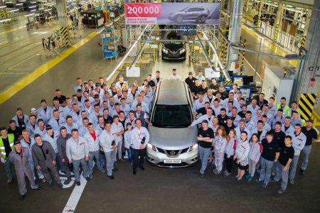 Санкт-петербургский завод Nissan перешел на работу в одну смену