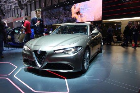 Состоялась официальная премьера модели Alfa Romeo Giulia