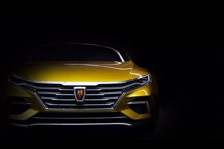 Alibaba и SAIC совместно разрабатывают модель Roewe City SUV
