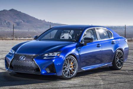 Стали известны цены Lexus GS F в России
