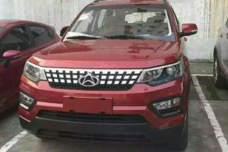 Модель Changan CX70 готова к началу продаж в Китае