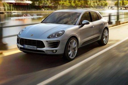 В России будет продаваться дешевая версия Porsche Macan