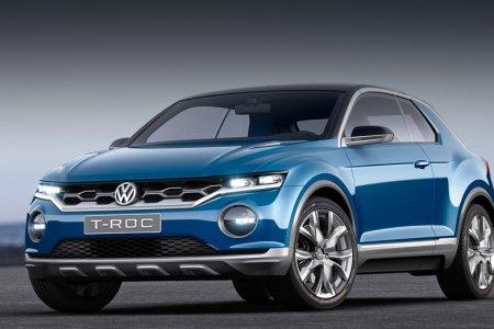 В 2018 году появится Volkswagen Golf в кузове кроссовер