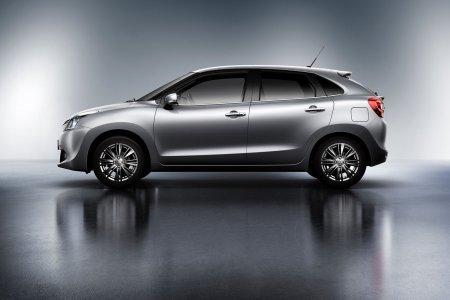 В Японии начались продажи модели Suzuki Baleno