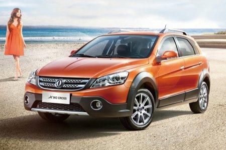 В России увеличиваются продажи моделей Dongfeng