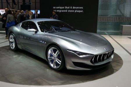 Maserati пока не будет выпускать модель Alfieri