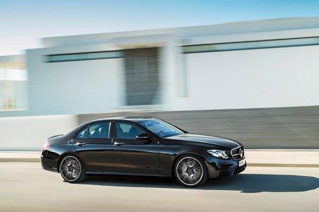 Mercedes-Benz E43 AMG получил 401-сильный двигатель