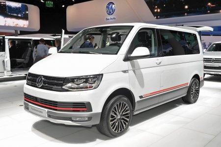 Volkswagen собирается наладить выпуск модели Multivan PanAmericana