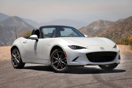 Модель Mazda MX-5 Roadster Coupe должна быть представлена в Нью-Йорке