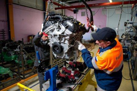 В Елабуге выпущен 5000-ый двигатель Ford