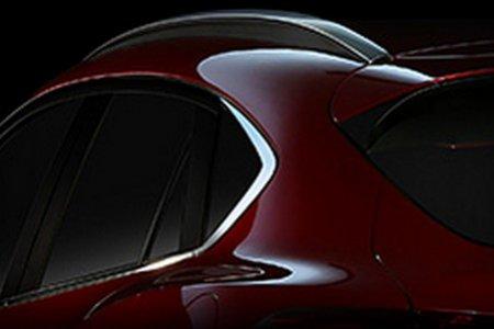 Mazda опубликовала тизерные изображения модели CX-4