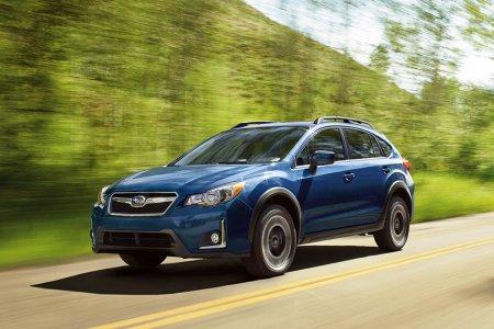 В России официально начинаются продажи модели Subaru XV