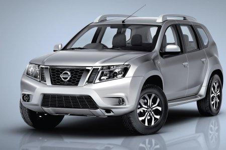 На российском рынке будет презентован обновленный Nissan Terrano с автоматической коробкой передач