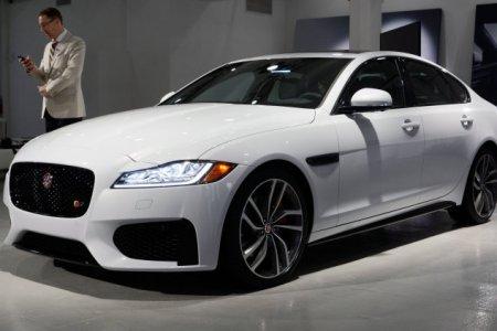 В России подешевеет модель Jaguar XF 2016 модельного года