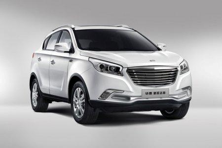 В Китае на автомобильный рынок попадет электрическая модель Hawtai xEV260