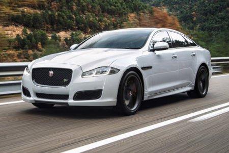 Jaguar собирается сделать из следующего поколения модели XJ роскошный гибрид