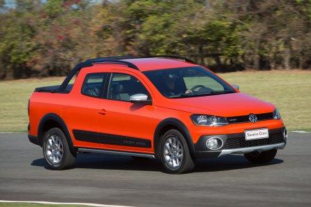 В скором времени на бразильский рынок выйдет модель Volkswagen Saveiro