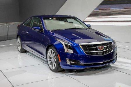 В России прекращаются продажи модели Cadillac ATS