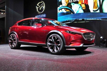 Озвучена дата официальной презентации кроссовера Mazda CX-4