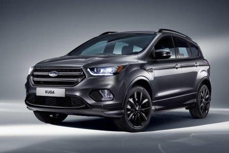 Самый продаваемый кроссовер Ford в России – Kuga