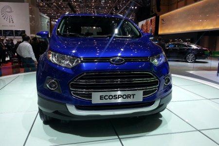 Европейская модель Ford EcoSport будет собираться в Румынии
