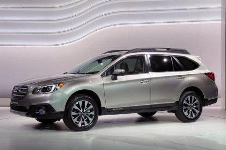 Старт продаж Subaru Outback 2016 модельного ряда в России начнется в апреле