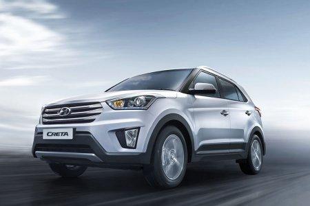 Продажи модели Hyundai Creta в России начнутся в августе 2016 года