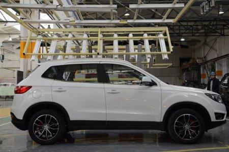 Сборка модели FAW Xenia R7 начнется в апреле 2016 года