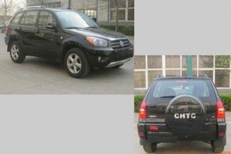 Состоялся выпуск клона Toyota RAV4 от компании CHTC