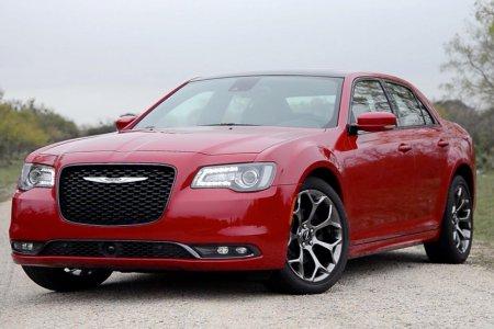 Модель Chrysler 300S получила спортивный пакет