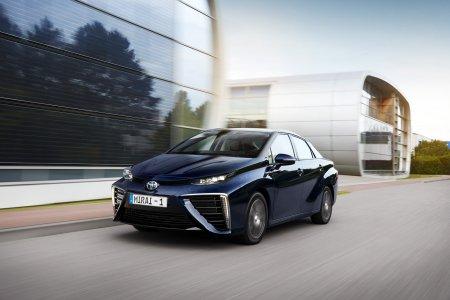 Самый чистый автомобиль 2016 года – Toyota Mirai