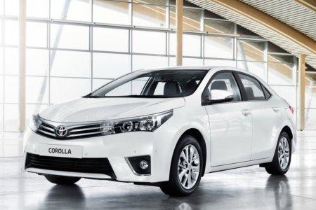 Toyota собирается провести рестайлинг модели Corolla