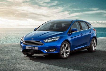Ford Focus – лидер в России по выручке в C-сегменте