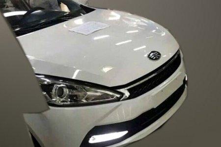 В интернет просочились снимки модели FAW Junpai A50