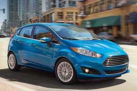 Ford собирается сделать новую Fiesta мощнее