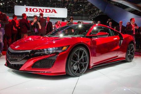 Самый дорогой автомобиль Honda, производимый в США, это Acura NSX