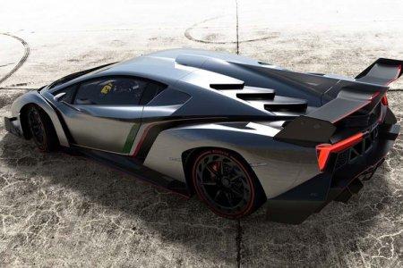 Купе Lamborghini Veneno выставлено на продажу