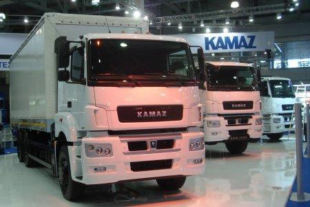 КамАЗ хочет увеличить производство грузовиков с кабинами от Daimler