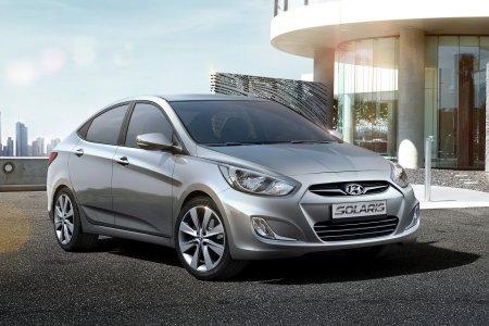 Представление новой генерации Hyundai Solaris состоится в начале 2017 года