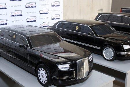 Лимузин проекта Кортеж появится в 2018 году