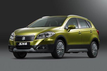 В России больше не продаются кроссоверы Suzuki SX4
