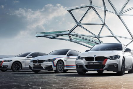 В России BMW показали юбилейные модели 100 Years Edition